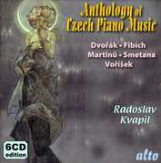 Anthology II of Czech Piano Music (CD) at Kmart.com