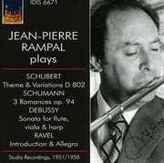 Jean-Pierre Rampal Plays Schumann Debussy Ravel (CD) at Sears.com