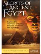 Secrets of Ancient Egypt (DVD) at Kmart.com