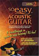 So Easy: Acoustic Guitar Lessons, Level 2 (DVD) at Kmart.com