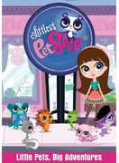 Littlest Pet Shop: Little Pets, Big Adventures (DVD) at Sears.com