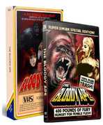 Bloody Ape (DVD/VHS Combo) (DVD) at Sears.com