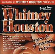 Karaoke: Whitney Houston - Newest Great / Various (CD) at Sears.com