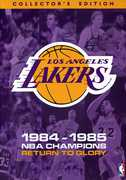 NBA LOS ANGELES LAKERS 1985: RETURN TO GLORY (DVD) at Kmart.com