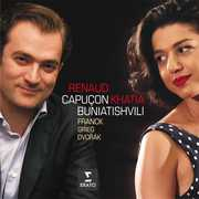 Sons for Violin & Pno , Renaud Capucon