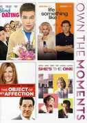 Blind Dating/Life or Something Like It/The Object of My Affection/She's the One (DVD) at Sears.com