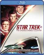 Star Trek VI: The Undiscovered Country (Blu-Ray) at Kmart.com