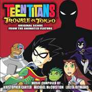Teen Titans: Trouble in Tokyo / O.S.T. (CD) at Sears.com