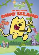 Wow! Wow! Wubbzy!: Escape from Dino Island (DVD) at Sears.com