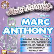 Karaoke: Marc Anthony - Exitos 2 , Marc Anthony