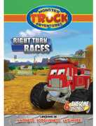 Monster Truck Adventures: Right Turn Races (DVD) at Kmart.com