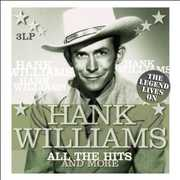 All the Hits & More (3PC) [Import] , Hank Williams