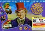 Willy Wonka & Chocolate Factory (Blu-Ray + DVD) at Kmart.com