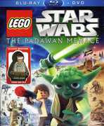 LEGO Star Wars: The Padawan Menace (Blu-Ray + DVD) at Kmart.com