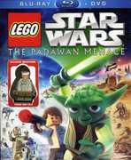 Star Wars Lego: The Padawan Menace (Blu-Ray + DVD) at Kmart.com