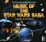 Music of Star Wars Saga / Various (CD) at Kmart.com