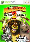 Madagascar 2: Escape 2 Africa /  Game