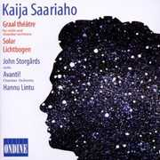 Kaija Saariaho: Graal th??tre: Solar; Lichtbogen (CD) at Sears.com