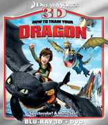 How to Train Your Dragon 3D (3-D BluRay + DVD) at Sears.com