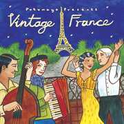 Putumayo Presents: Vintage France /  Various , Various Artists