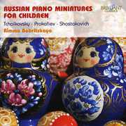 Russian Piano Miniatures for Children (CD) at Kmart.com