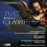 1687: G.A. Perti - Messa a 12 (CD) at Sears.com