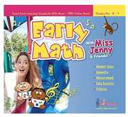 Early Math With Miss Jenny & Friends (CD) at Kmart.com