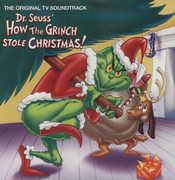 Dr Seuss How the Grinch Stole Christmas / O.S.T. (LP / Vinyl) at Sears.com
