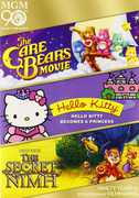 CARE BEARS MOVIE / HELLO KITTY BECOMES A PRINCESS (DVD) at Sears.com