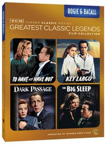 TCM Greatest Classic Legends Film Collection: Bogie & Bacall , Humphrey Bogart