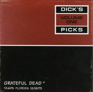 Dick's Picks 1: Tampa Florida , The Grateful Dead