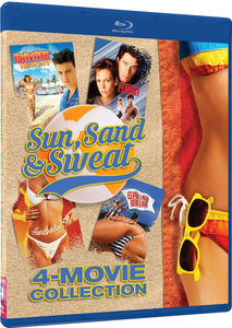 Sun Sand & Sweat: 4 Movie Set