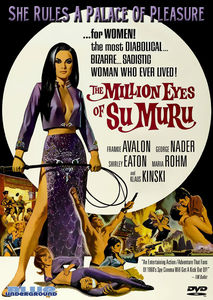 Million Eyes of Sumuru , Frankie Avalon