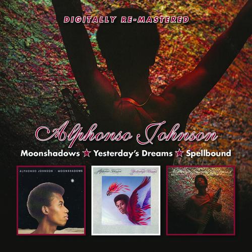 Moonshadows/Yesterday's Dreams/Spellbound - Alphonso Johnson (2015, CD New)