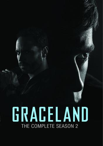 Graceland: Season 2 - 3 DISC SET (2014, DVD NEW)