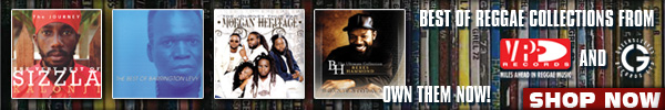 Best of Reggae Music Collection on Sale for a Limited Time