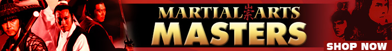 Martial Arts Masters Movies Sale for Limited Time