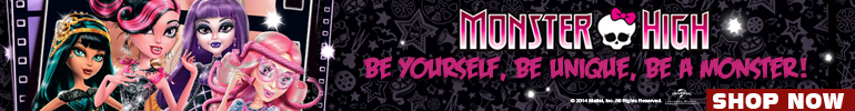 Monster High Movie Sale for a Limited Time