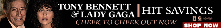 Lady Gaga and Tony Bennett Music Sale for a Limited Time