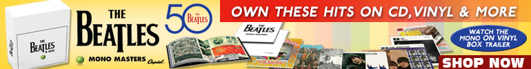 The Beatles Music on Sale for Limited Time