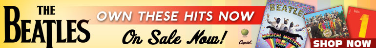 The Beatles Hits on Sale for Limited Time