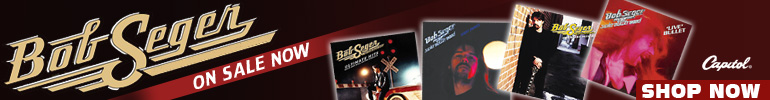 Bob Seger on Sale for a Limited Time