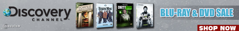 Discovery Channel Movie Sale for a limited time