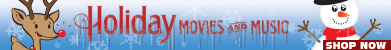 Holiday Movies Sale Event for a limited time