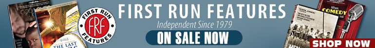 First Run Features DVDs Sale for a limited time