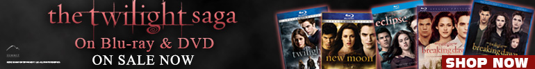 Twilight DVDs and blu-ray on sale by Summit and Lions Gate for a limited time