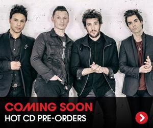 Coming Soon - Hot CD Pre-Orders