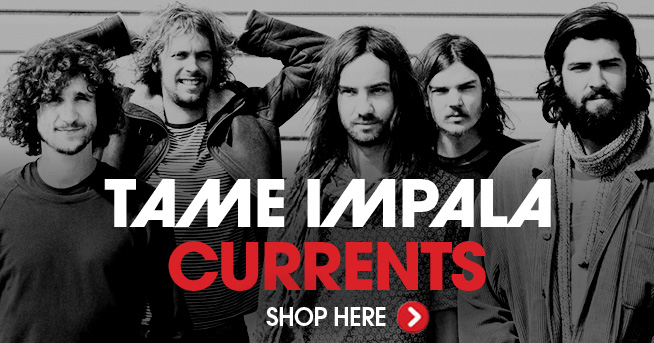 More Music from Tame Impala