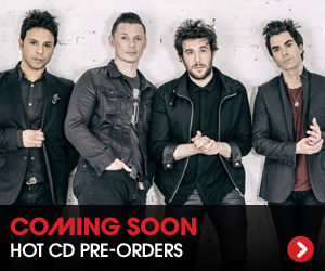 Coming Soon - Hot CD Pre-Orders