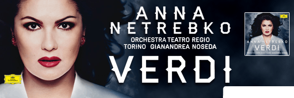 Verdi [CD/ DVD Combo][Limited Edition],Anna Netrebko